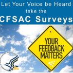 CFSAC Feedback Surveys