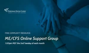 ME/CFS Online Support Group image