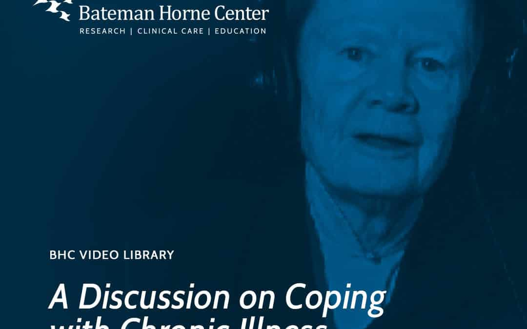 Coping with Chronic Illness with Pema Chödrön